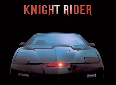 Knight Rider, reboot, tv show, 1980s