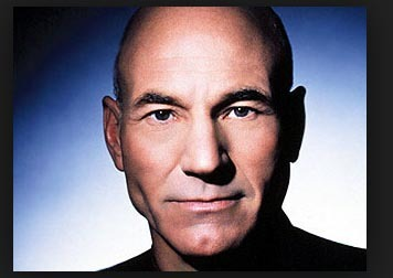 Picard, star trek, captain