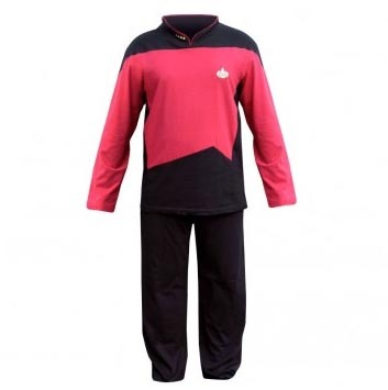 Star Trek, Uniform