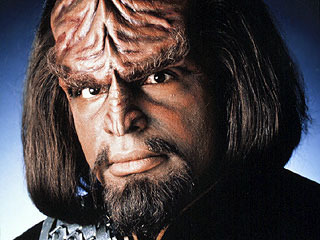 Worf, star trek, tng, the next generation