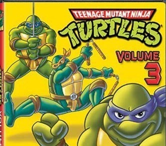 tmnt, teenage mutant ninja turtle, cartoon, 1997